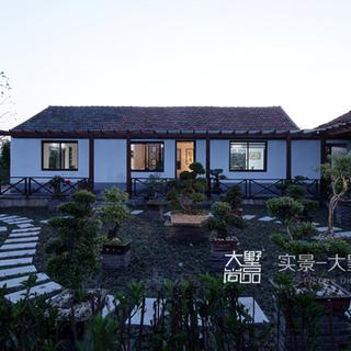 170㎡新中式风花园私宅『怡然居』