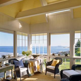 看海景享生活 蓝天大海惬意度假别墅