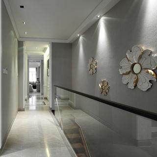 轻奢典雅—中洲央筑花园简欧风格洋房设计