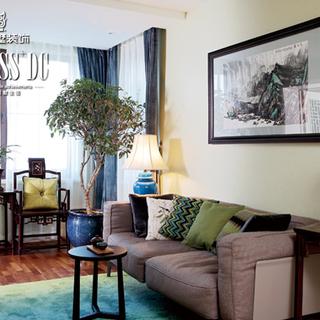 中式主义设计让你的房间充满古典韵味