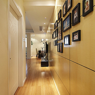 120平三居室现代简约风格