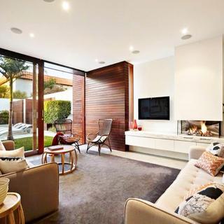 豪华度假型住宅改造