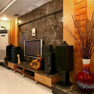 新古典风简约三居室