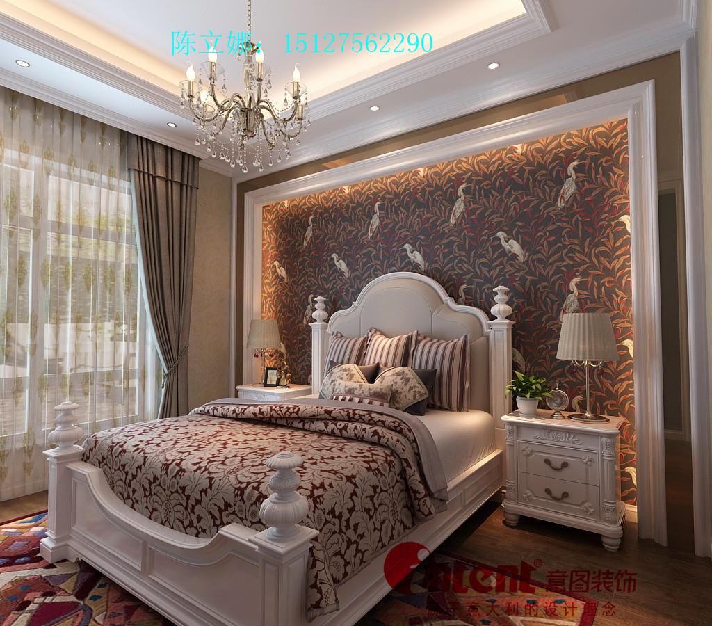唐城壹零壹590平米复式跃层欧式风格设计装修案例