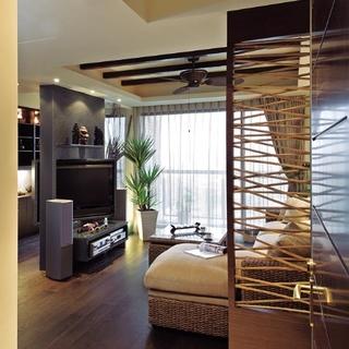 浪漫巴里岛 67平米异国风情两室两厅