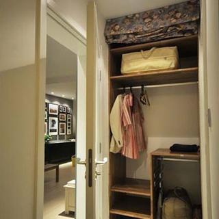 小清新日式宜家风 感受舒适80平两居室