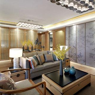 【KSL设计事务所】原木清风——赣州中洋首府样板房设计
