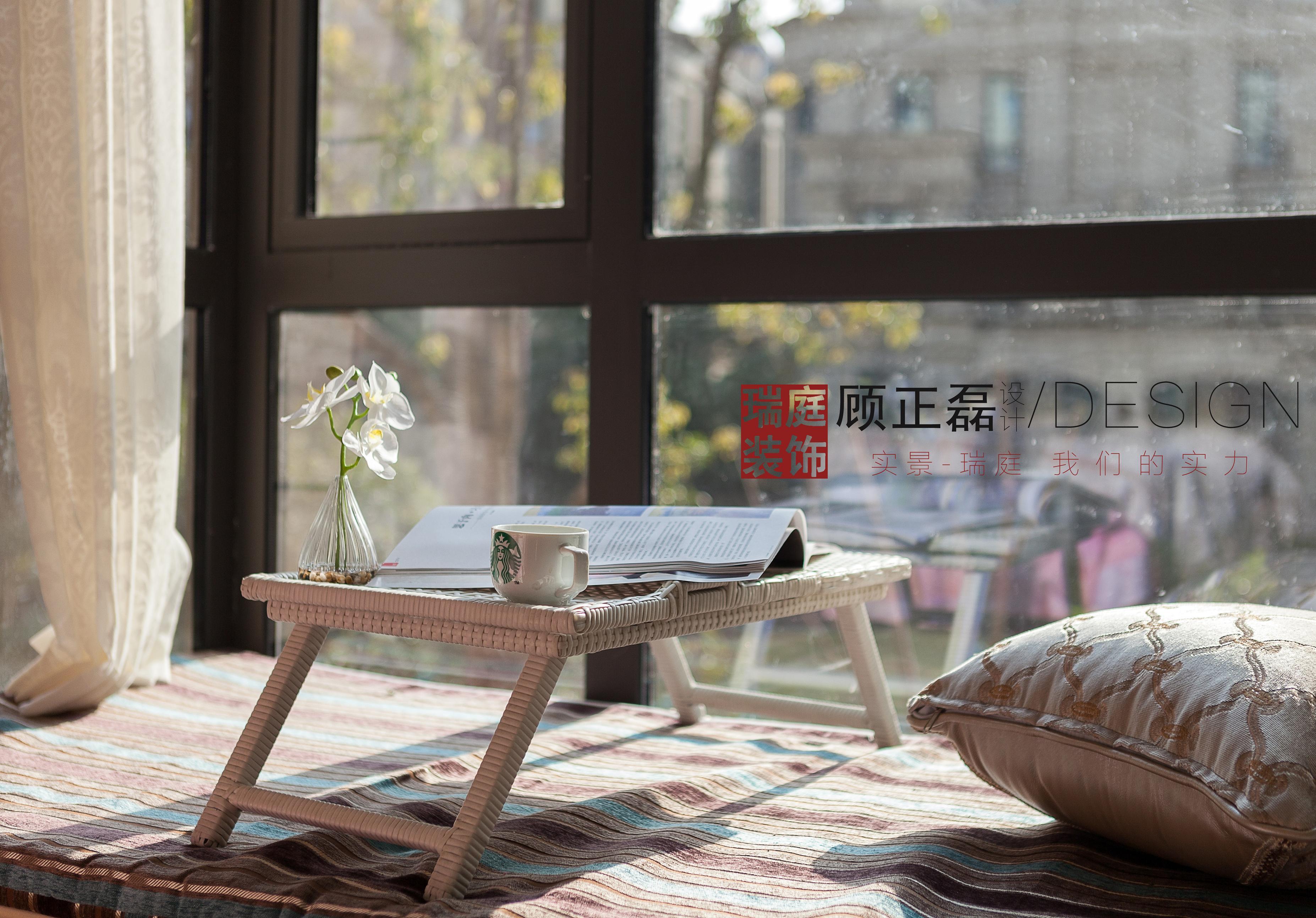 【瑞庭装饰】香榭丽墅—欧式风★顾正磊设计2016年