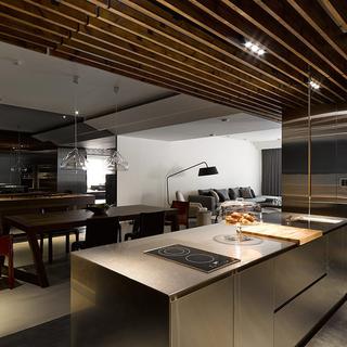 开阔空间尺度 营造居家会所氛围
