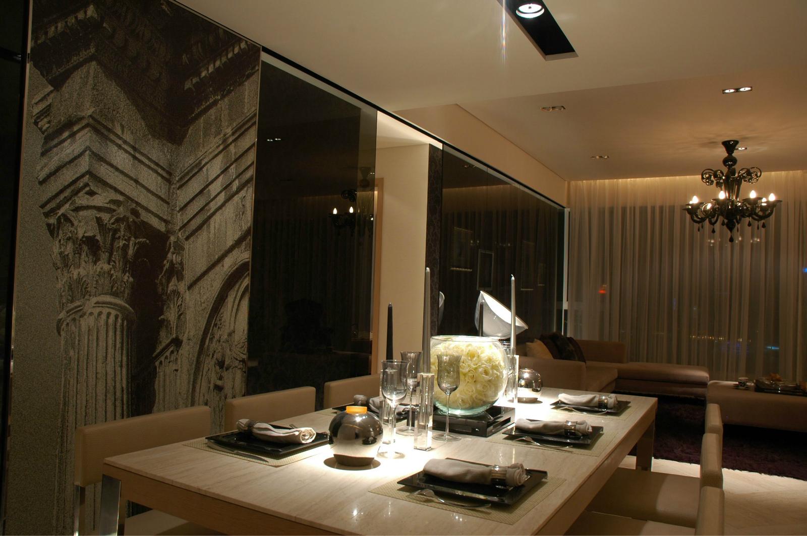 简约风格装修设计样板房|上海龙发装饰官网|上海装修公司前十强排名