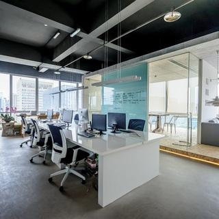 【办公室设计】ARCHETYPE元太室内设计工作室