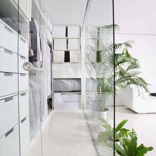 80平方米的当代极简公寓