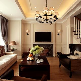 上海映象设计作品:长提别墅