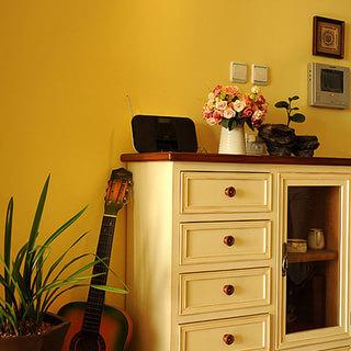 110平混搭地中海浪漫二居室装修效果图