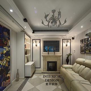 东润枫华 ——195㎡法式新古典三室二厅