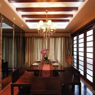古典唯美格调打造中国风实景案例