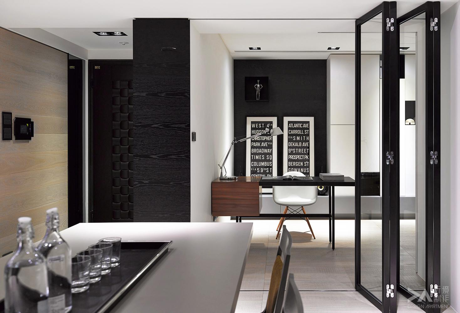 现代风格室内设计说明1