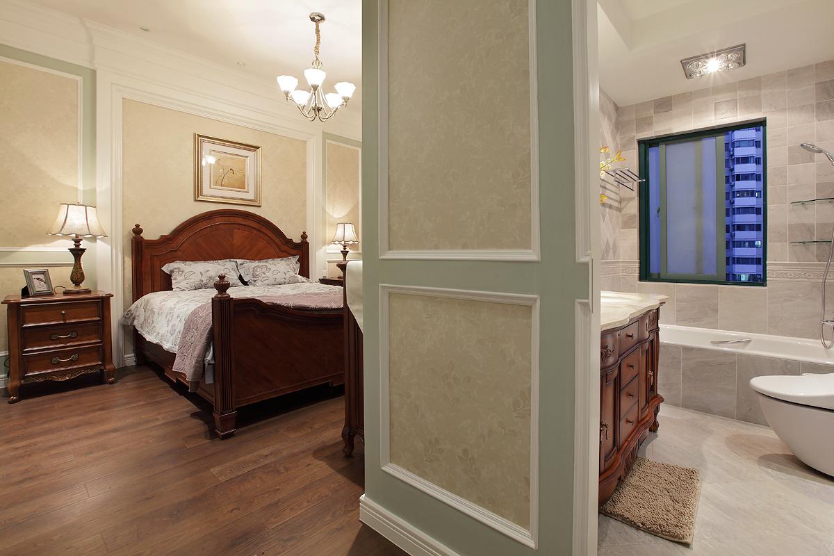 假日风情 典雅的复式家装设计