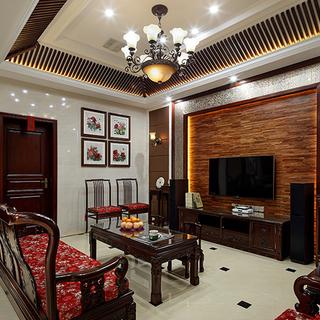东方雅韵——现代中式风别墅