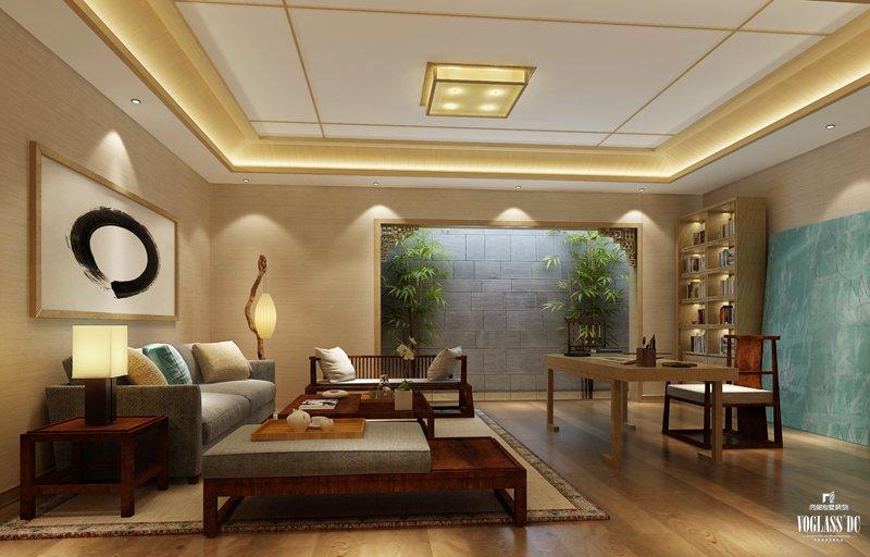 北京院子别墅装修设计装修方案