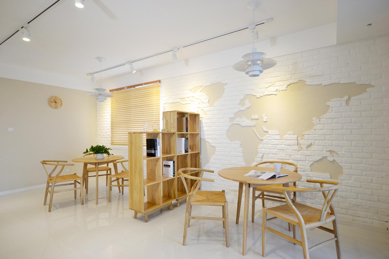 benlai设计办公室-- 168㎡ --北欧风情图片