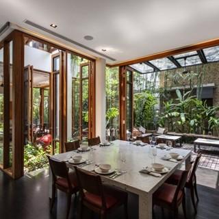 在与自然和谐相处家居设计