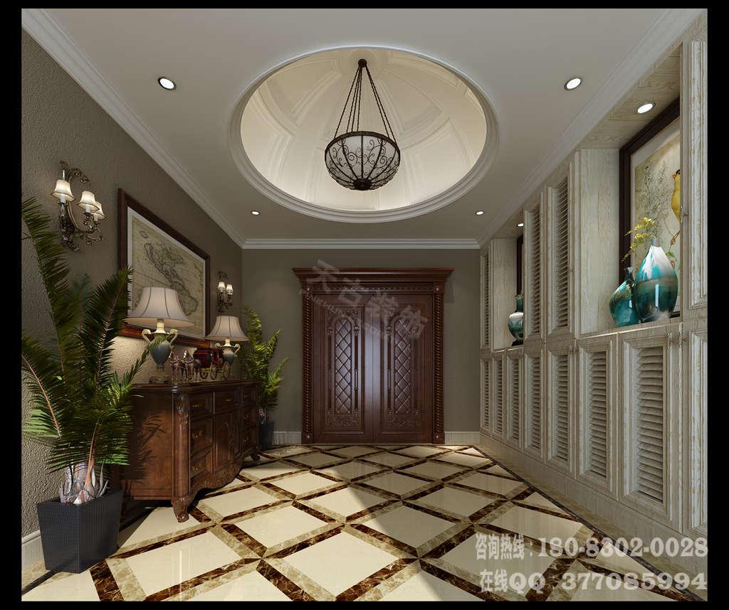重庆别墅装修设计价格丨重庆最好的别墅装修公司