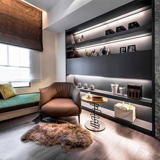 149方现代简约三居室,黑白经典搭配精致生活