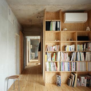 日式毛胚屋风格家装设计 回归原生态