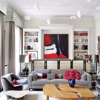 伦敦 一个超前设计的大都会老公寓