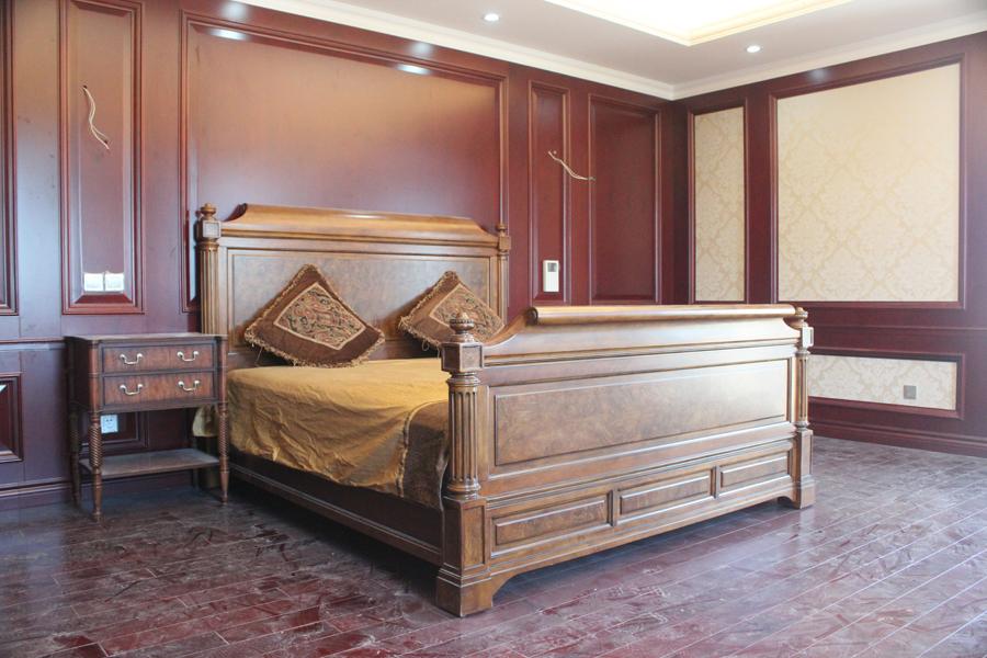 1600平米欧式风格别墅装修设计实景样板房|北京十大
