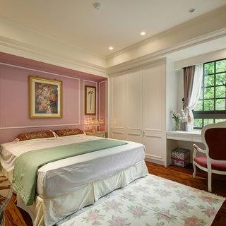 老屋换新妆 中西融合的132平米三居室