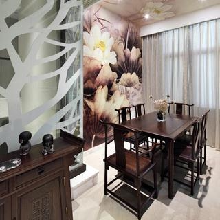现代中式风两居室