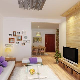 15.6万打造三居室现代简约风格案例