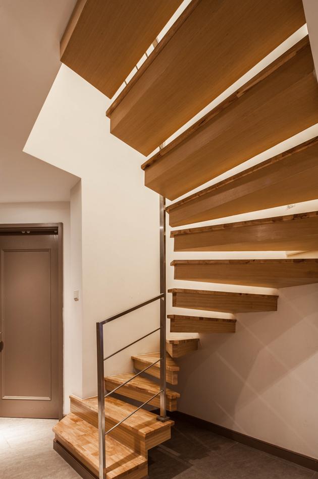 空间翻倍数的阁楼装修设计