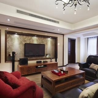 150㎡4室2厅 混搭风格尽显设计智慧