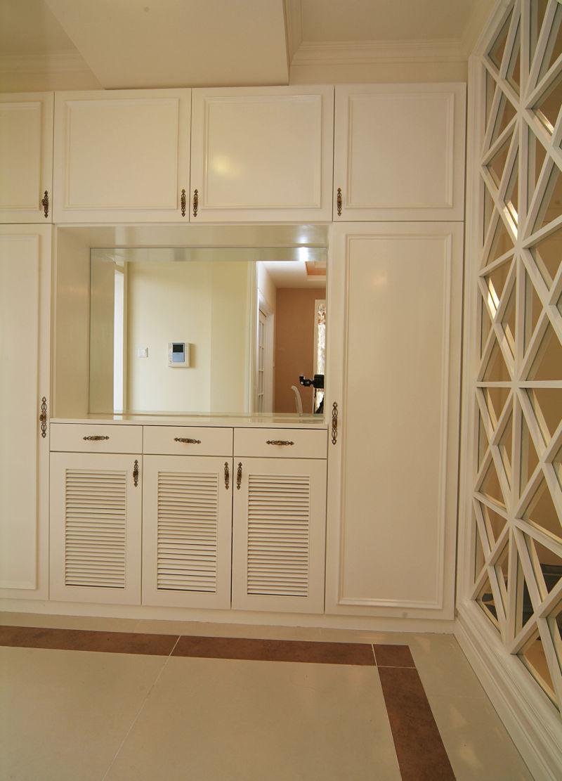 宜賓青年城120平米房屋現代簡歐風格樣板間裝修效果圖片
