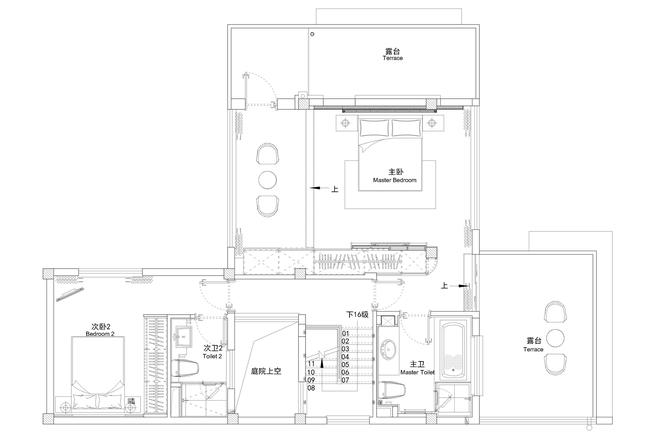 怅卧袷衣夏黄昏 331平米东南亚风格别墅