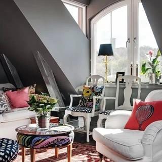 哥德堡的阁楼小公寓