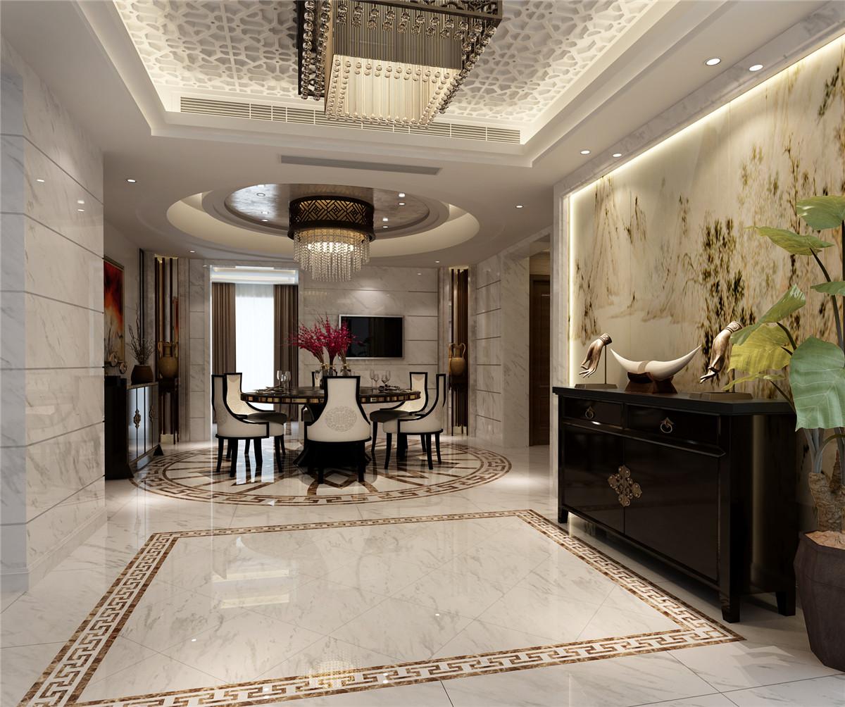 房屋装修欧式风格设计图展示