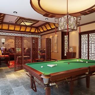 新中式古朴别墅