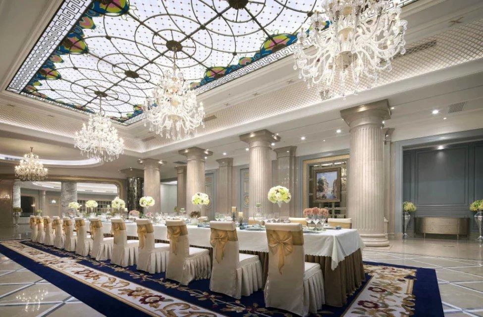 3000平米售楼中心装修设计|欧式别墅设计样板房|龙发装饰fa别墅设计机