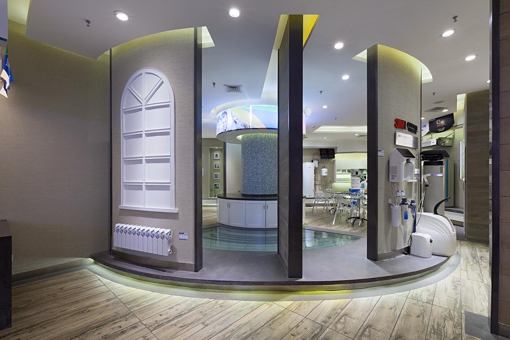 成都私享高端采暖,空调集成设备体验店——天合智能富森美家居南门店图片