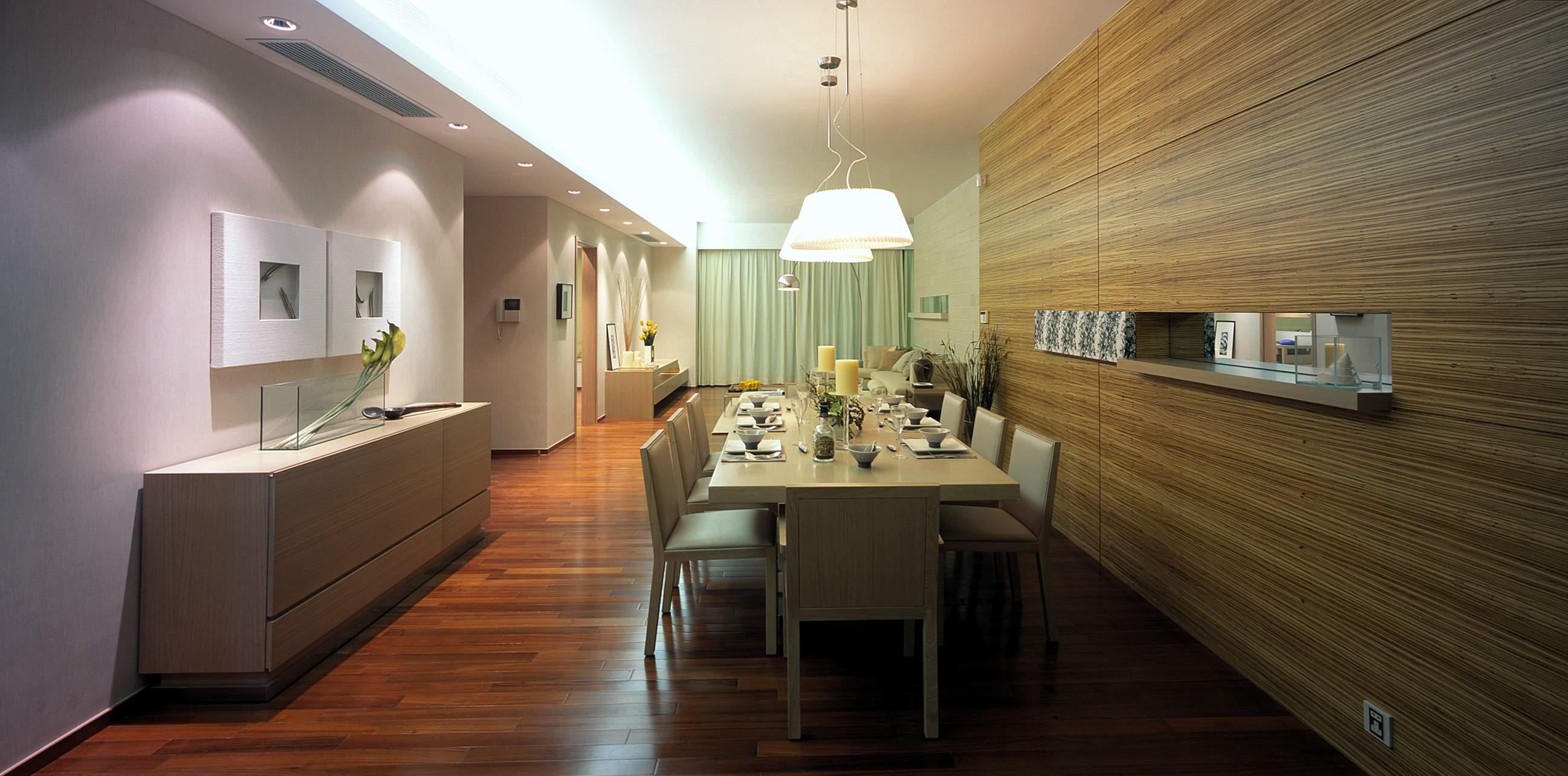 现代风格家居装修效果图