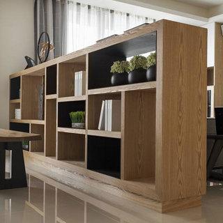 爱犬主题设计 115平米舒适宜人休闲两居