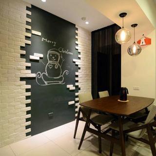 活用系统家具 创作简单99平好空间
