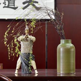 3560㎡中式风办公空间·营造静谧如诗的空间氛围