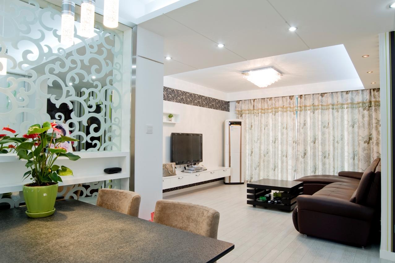 最朴实无暇的设计 现代家装公寓