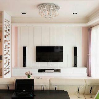 124平秋月枫舍美式风情家居设计