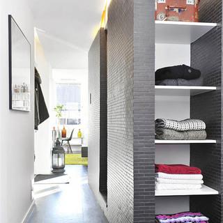 47平方米专属单身汉屋顶公寓